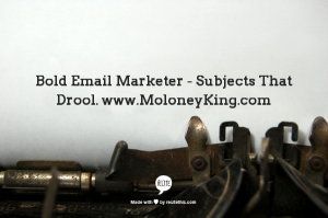 bold email marketer
